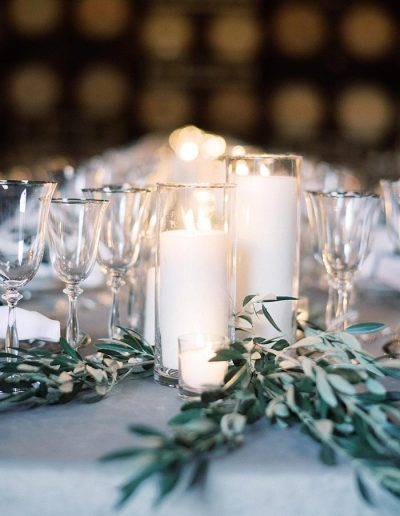 Candlelight-Rehearsal-Dinner-Barrel-Room_WhiskersandWillows_HauteFetes_05