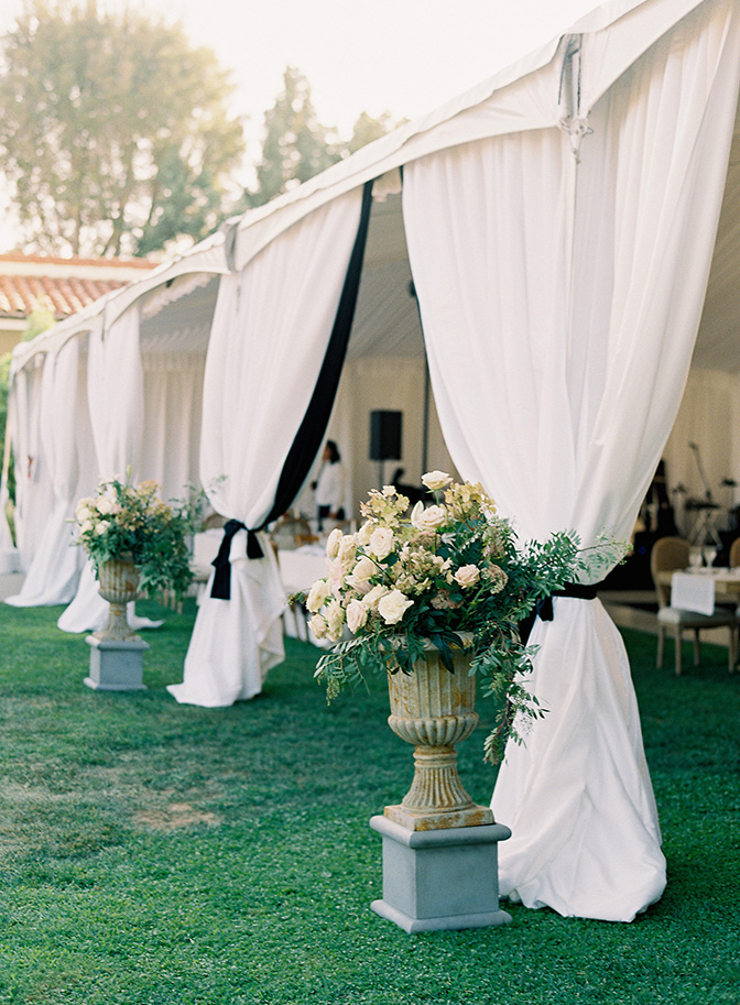 Hip End Tented Wedding