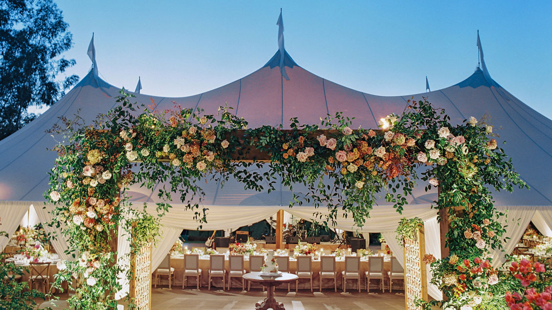 Full-service wedding planner