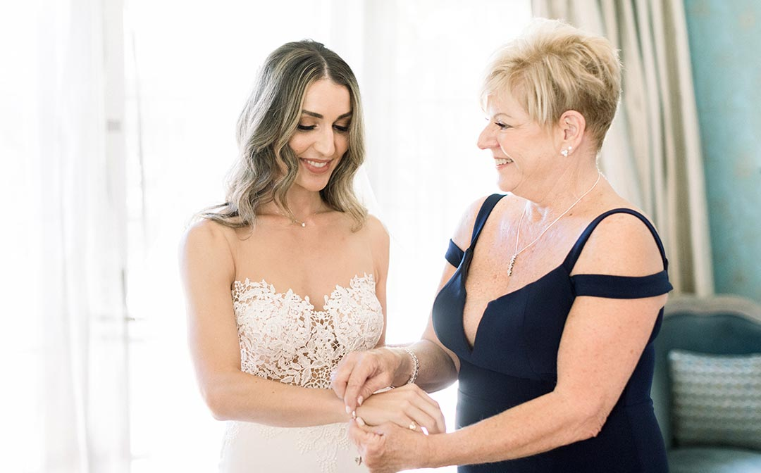 Honor Your Mom on Your Wedding Day