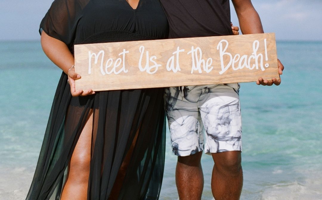 Beach Wedding, Destination Wedding